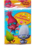 American Greetings Trolls Invite and Thank You Combo Pack (8 Count)