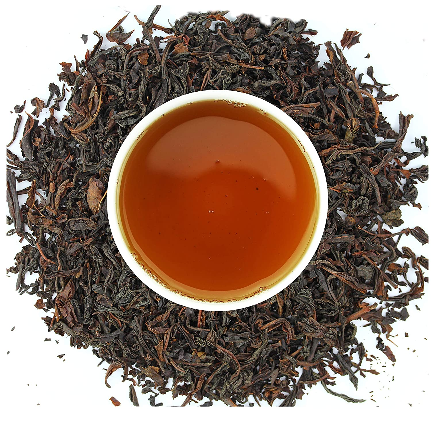 English Breakfast Tea, CRISP, RICH & AROMATIC well-rounded loose leaf tea