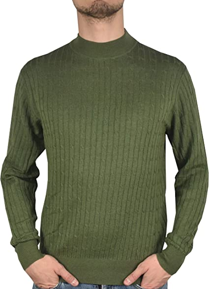 Pull 100% Cachemire col V 1st American Pull pour Homme