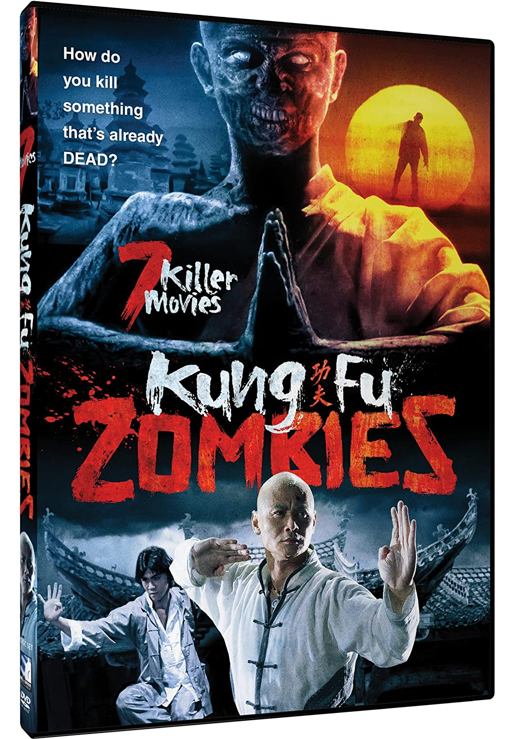 Amazon com: Kung Fu Zombies - 7 Movie Collection: Billy Chong, Chia