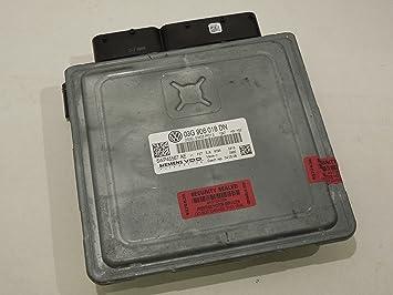 Audi A3 8P 2.0 Tdi Diesel Motor controlador ECU para BMN: Amazon.es: Coche y moto