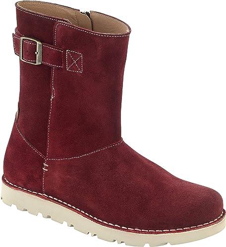 5cf4a571cf6609 BIRKENSTOCK Westford 0424783 Stiefel Red (41)  Amazon.de  Schuhe ...