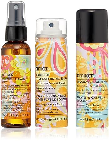 Amika Quintressentials Blowdry Me Spray Amazon In Beauty