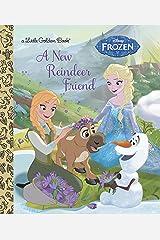 A New Reindeer Friend (Disney Frozen) (Little Golden Book) Kindle Edition