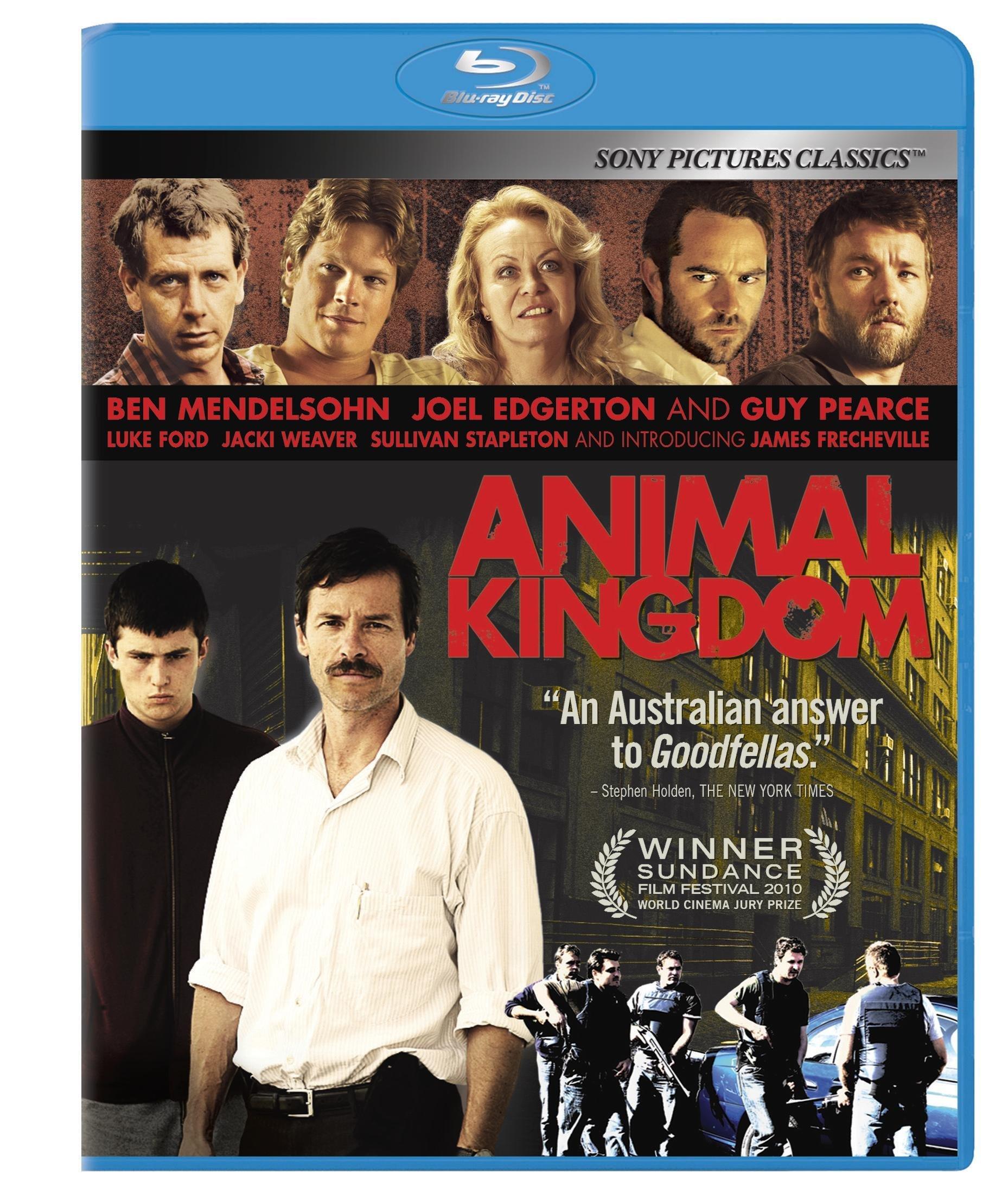 Blu-ray : Animal Kingdom (, Dolby, AC-3, Widescreen)