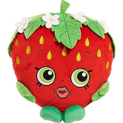 Shopkins Strawberry Kiss Cuddle Pillow Plush: Toys & Games