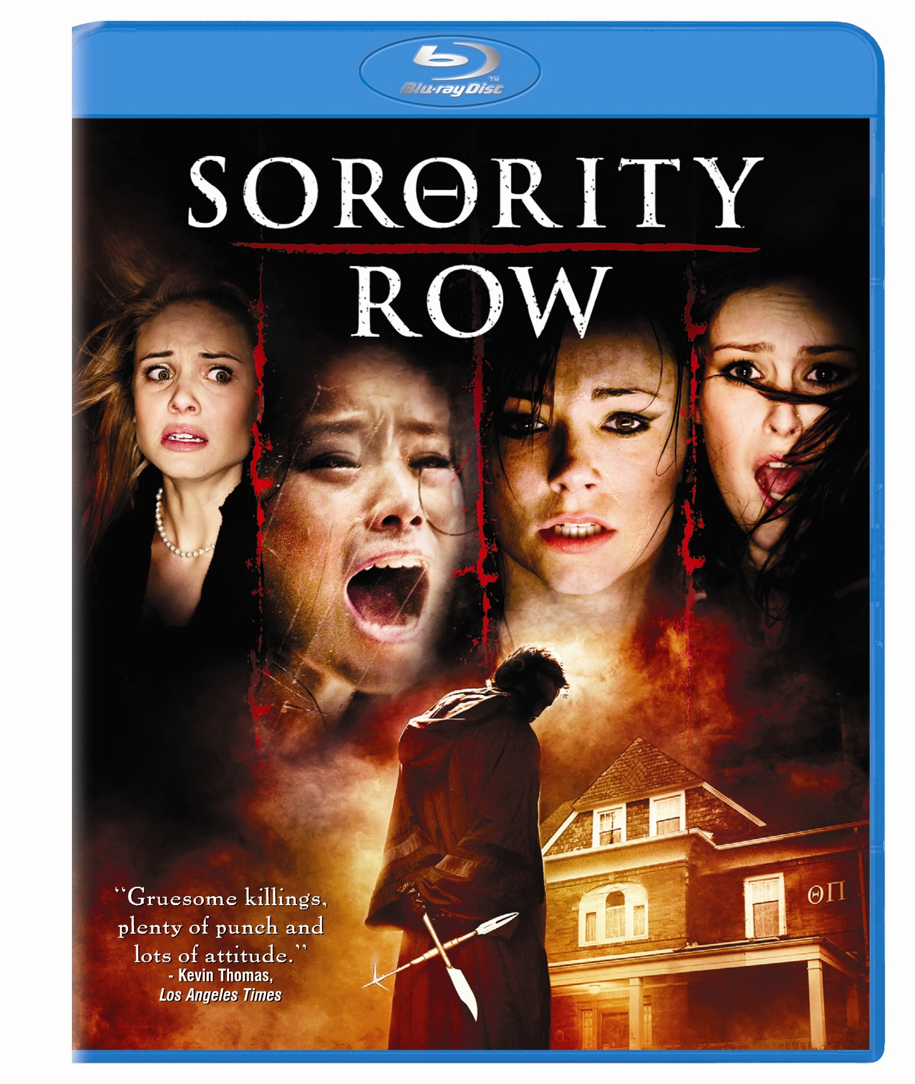 Blu-ray : Sorority Row (, Dolby, AC-3, Digital Theater System, Widescreen)