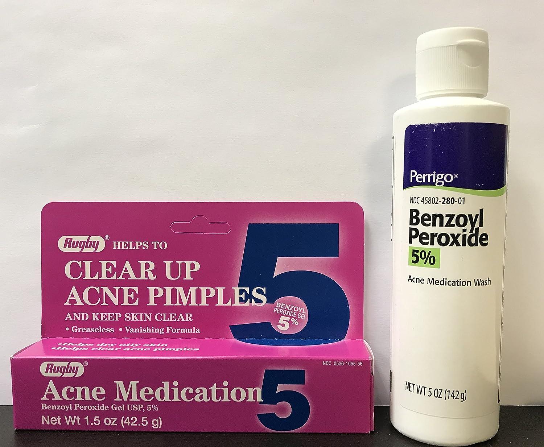 Benzoyl Peroxide Treatment 2.5% - 2oz.