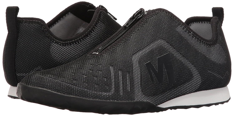 Merrell Civet Zip, Zapatillas para Mujer, Negro (Black), 38 EU