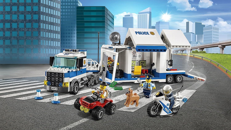 Bausteinspielzeug No Name LEGO® Mobile Einsatzzentrale LEGO City 60139