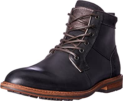 Wild Rhino Men's Tyler Boots, Black