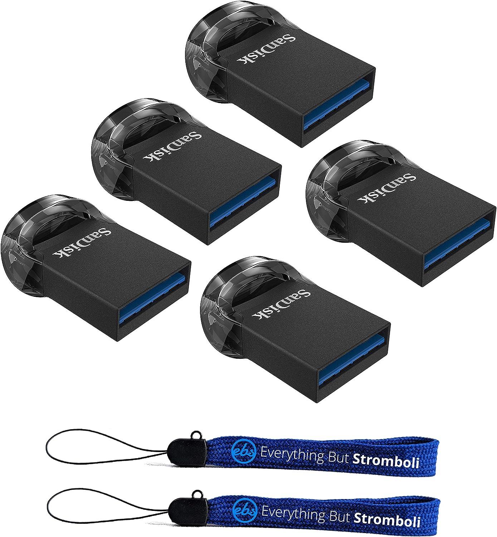 SDCZ430-512G-G46 SanDisk 512GB Ultra Fit USB 3.0 Flash Drive
