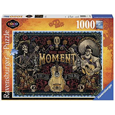 Ravensburger Seize Your Moment 1000 Piece Jigsaw Puzzle: Toys & Games