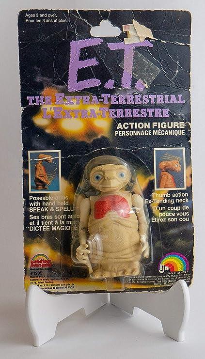 Amazon.com: clásico 1982 (ljn) de E.T. el Extraterrestre ...