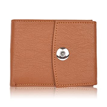 Accezory Tan Mens Wallet (AZMGNT1TNTN1)