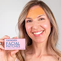 Frownies Facial Patches for forehead and Between Eyes 144 stycken