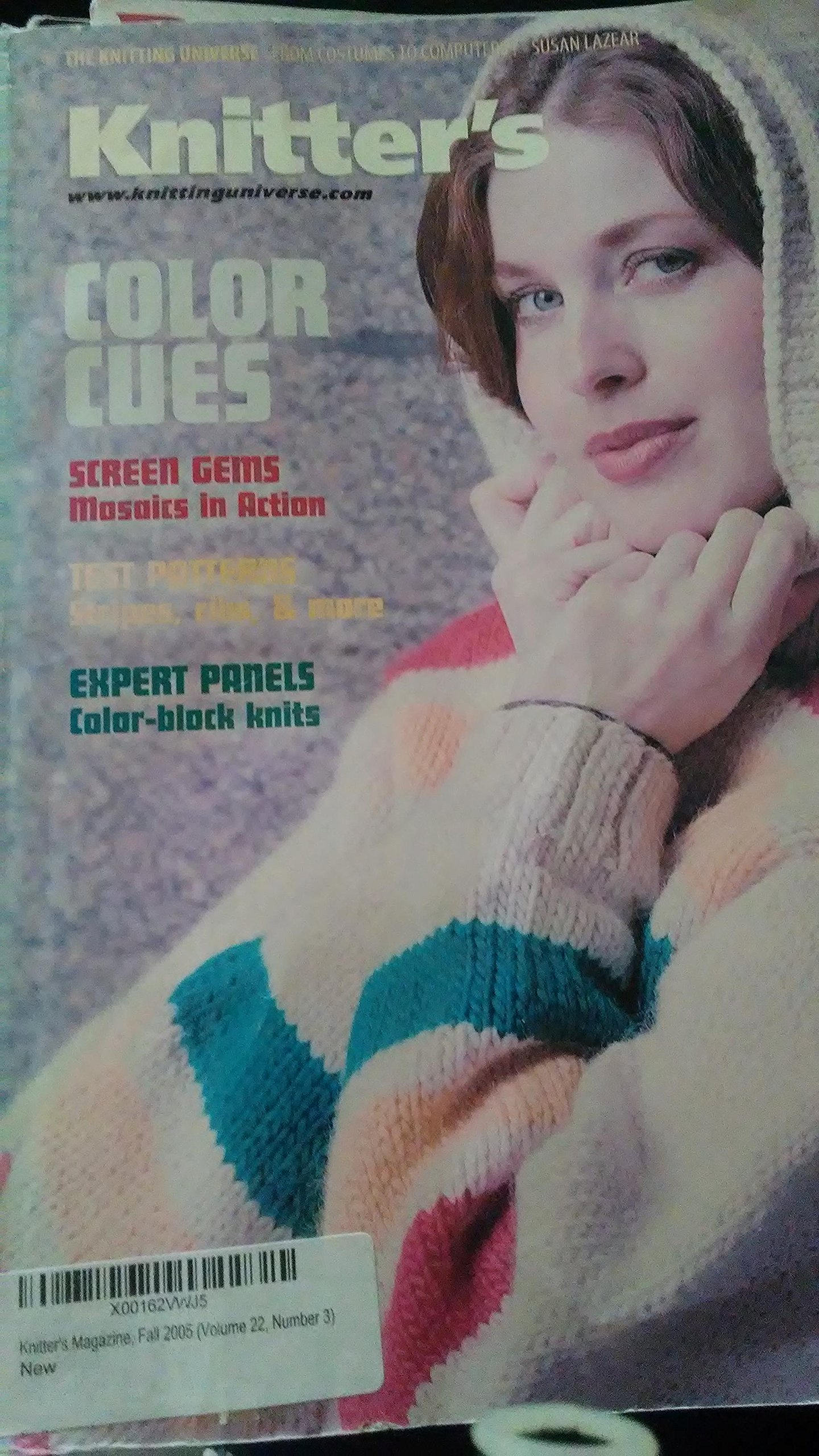 Download Knitter's Magazine, Fall 2005 (Volume 22, Number 3) ebook