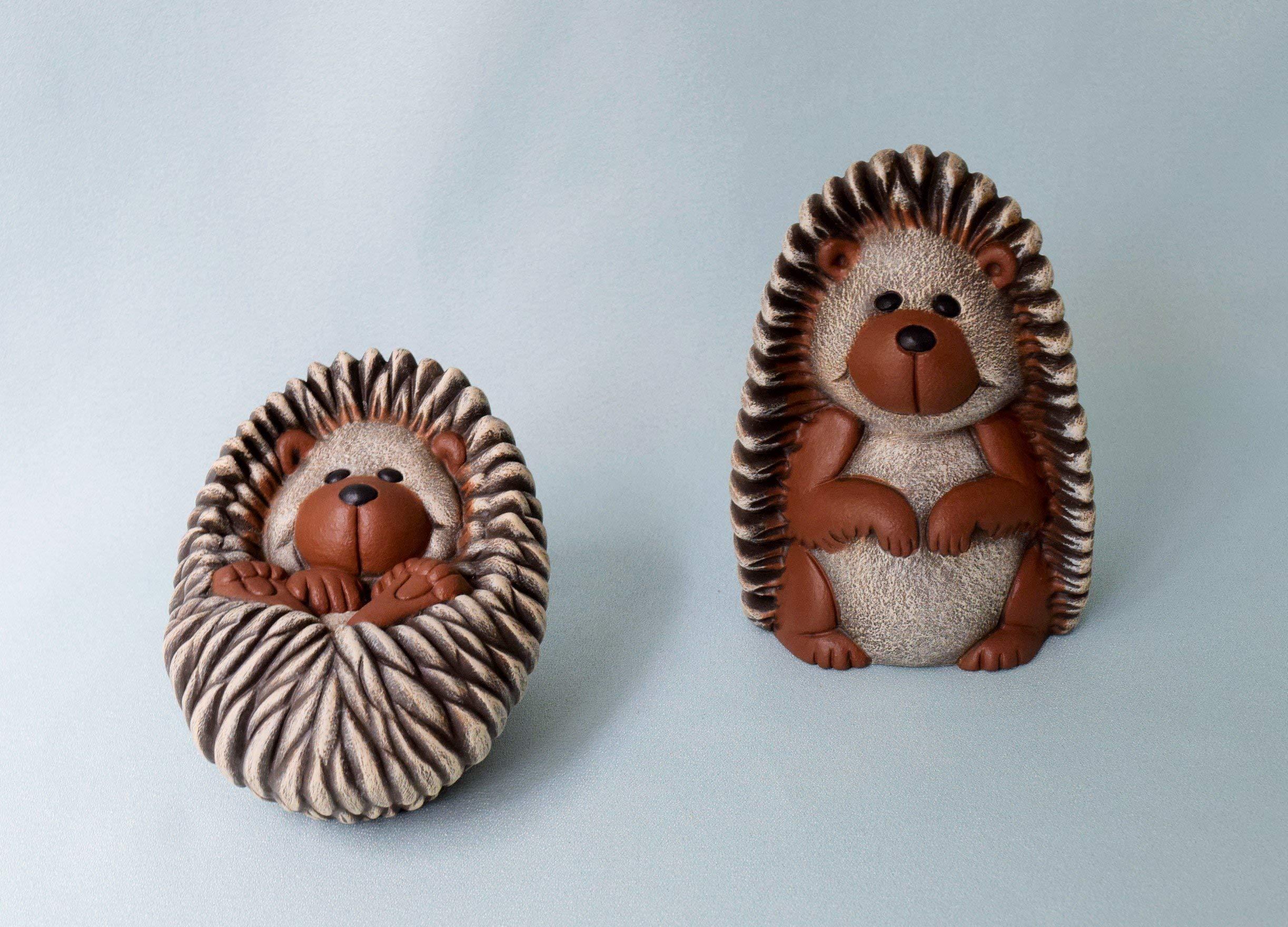 Baby Hedgehogs Woodland Animals Nursery Decor