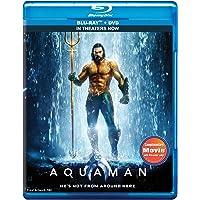Aquaman (Blu-ray + DVD)