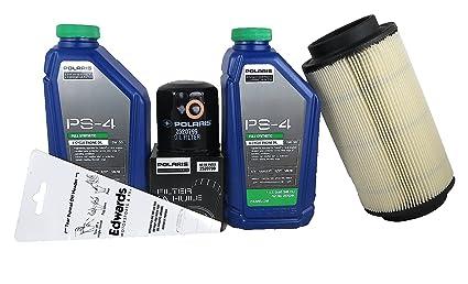 Amazon.com: 2011-2014 Sportsman 550 Genuine Polaris Oil Change and ...