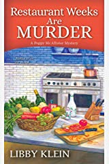Restaurant Weeks Are Murder (A Poppy McAllister Mystery Book 3) Kindle Edition