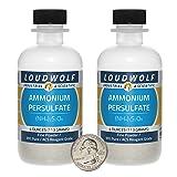 Ammonium Persulfate / 8 Oz / 2 Bottles / 99% ACS
