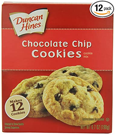 Duncan Hines Spice Cake Cookie Recipes