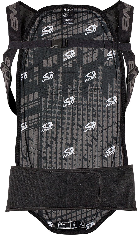 EVS Sports 512101-0112 Sport Back Protector Black, Small//Medium