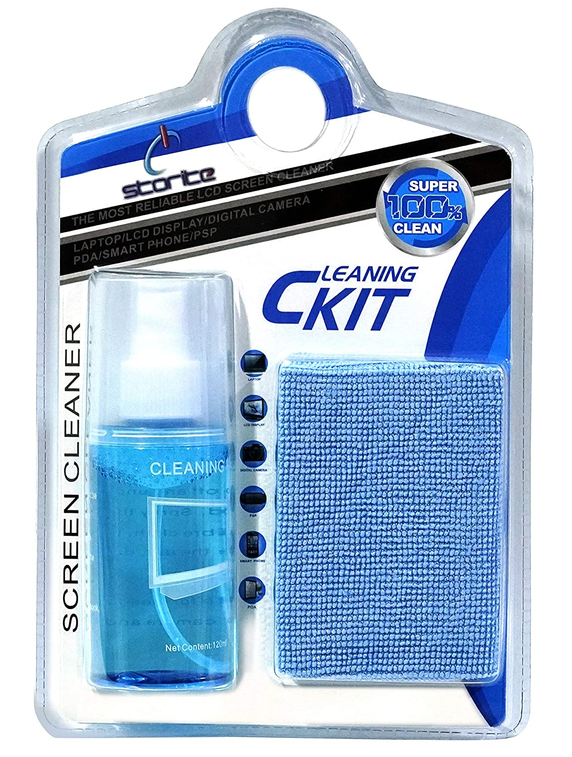 Storite 2 in 1 Screen Cleaning Kit KCL-1023 $5.44 Coupon