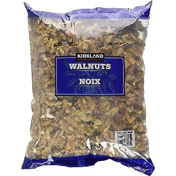 top selling Kirkland Signature Walnuts