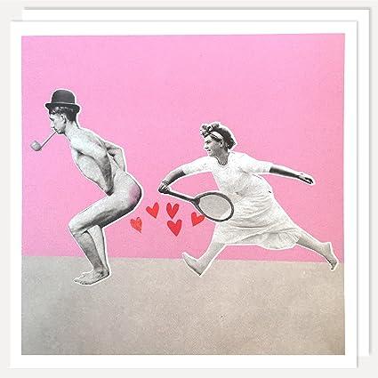 Anniversario Di Matrimonio Spiritosi.Tennis Spanking Di Anniversario San Valentino Anniversario Di