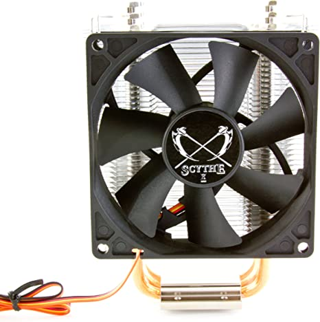 Scythe Katana - Ventilador de CPU, Negro: Amazon.es: Informática