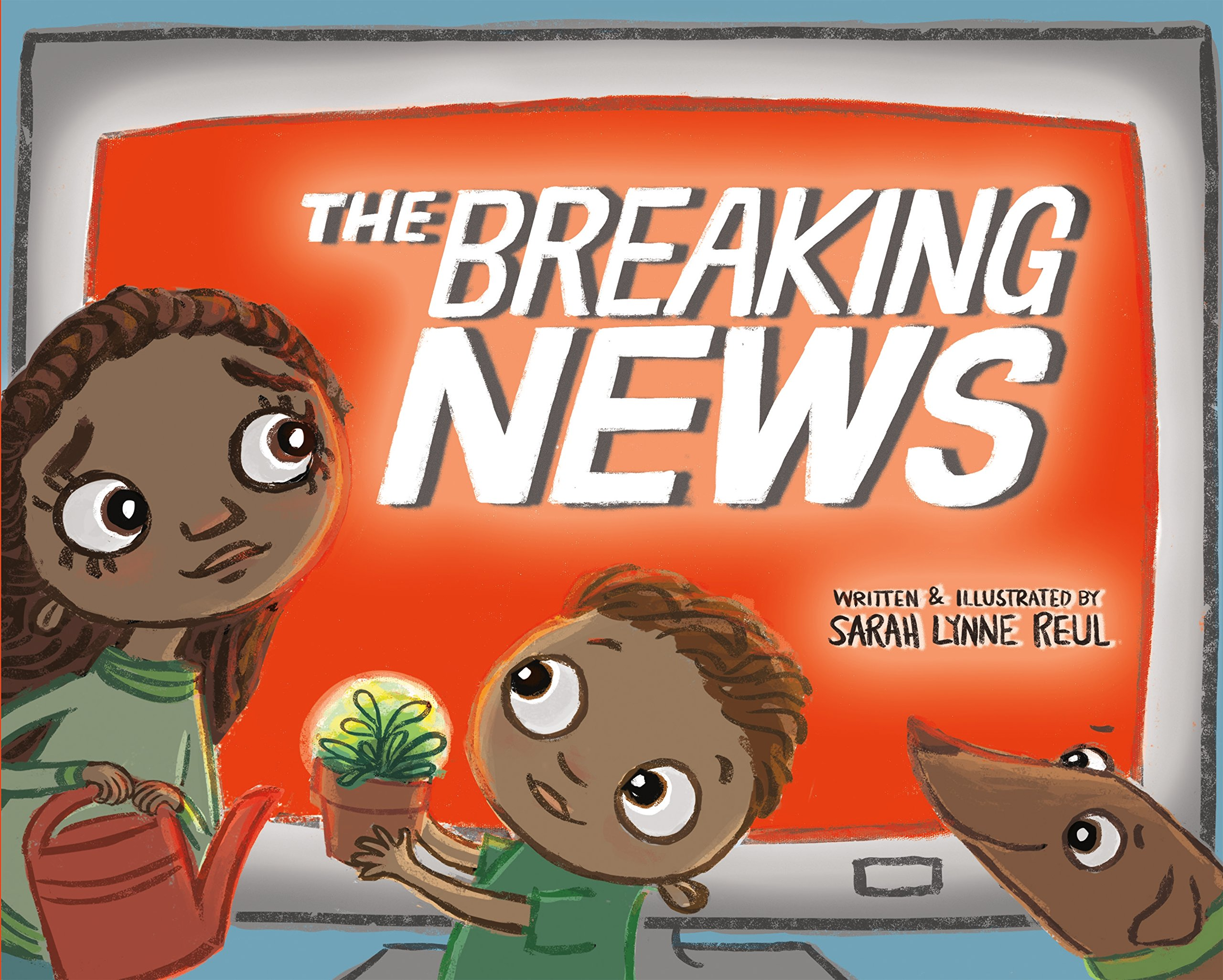Read Online The Breaking News pdf epub