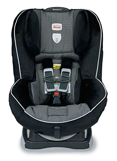 Britax Boulevard 70 Convertible Car Seat Onyx Prior Model