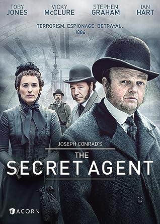 L'Agent secret S01 complète VOSTFR