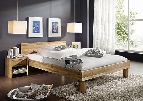 Testate Letto In Legno Negozio : Sam® testata letto in legno massiccio di rovere letto columbia