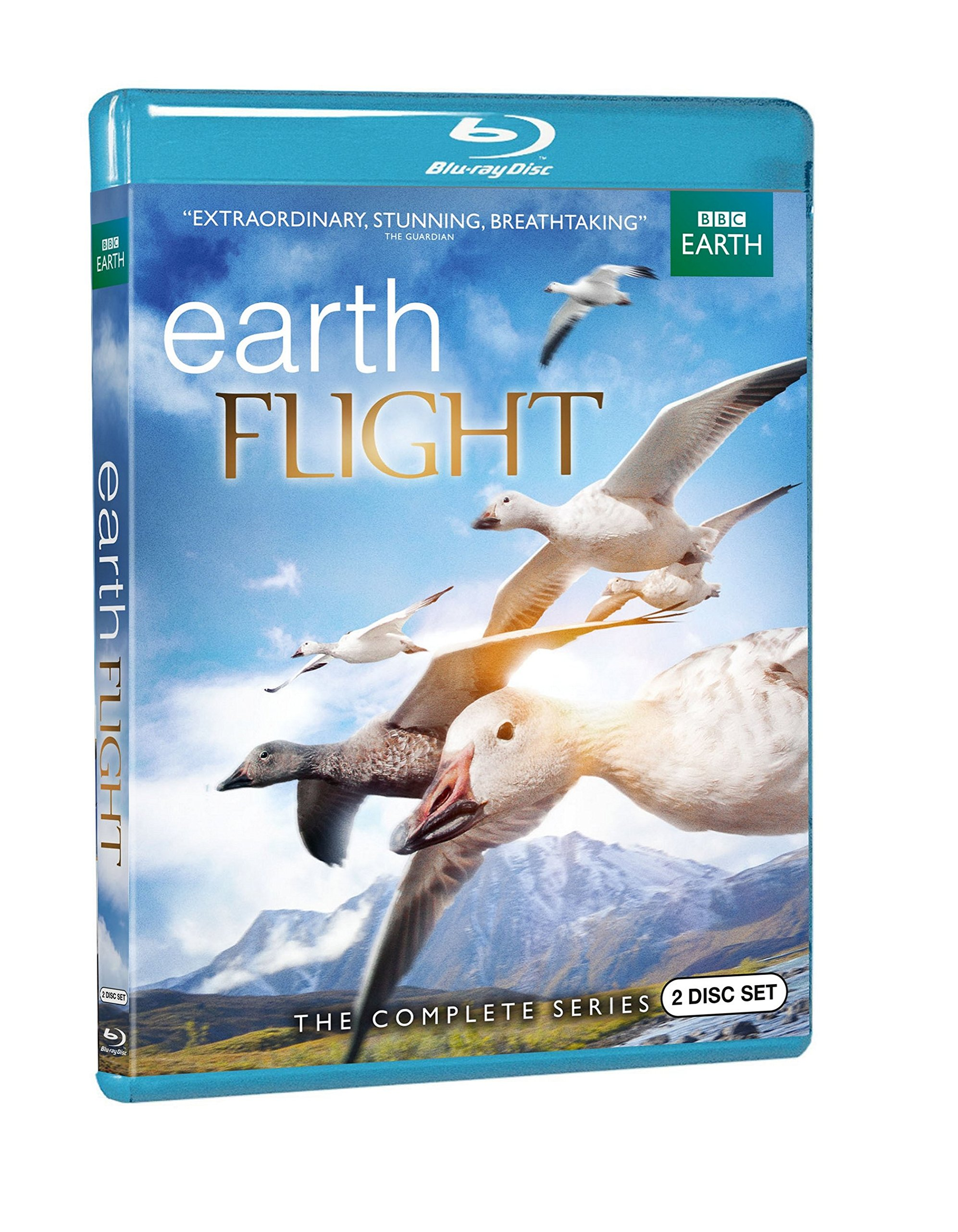 Blu-ray : Earthflight (2 Pack, 2 Disc)