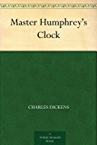 Master Humphrey's Clock (English Edition)