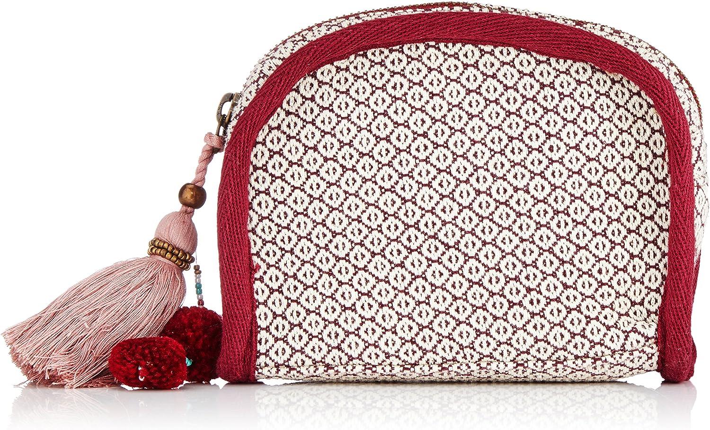 womensecret Bohemian Red, Neceser para Mujer, Reds, única: Amazon.es: Zapatos y complementos