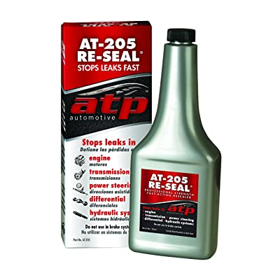 ATP AT-205 Re-Seal Stops Leaks, 8 Ounce Bottle: Automotive [5Bkhe2007398]