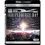 Independence Day (20th Anniversary) [Blu-ray]