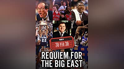 Requiem for The Big East