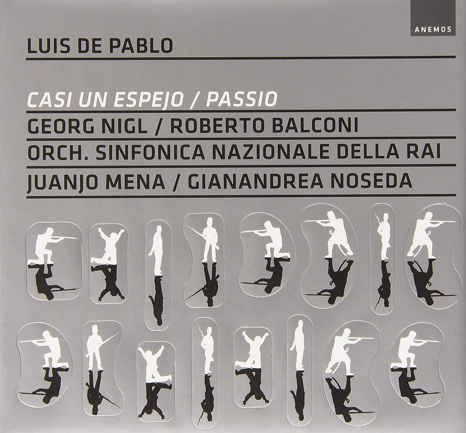 Mena, Noseda, So Nazio - Casi Un Espejo & Passio - Amazon ...