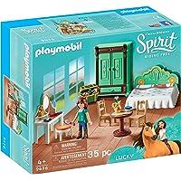 Playmobil Spirit Riding Free: Habitación de Lucky