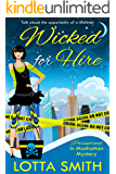 Wicked for Hire (Paranormal in Manhattan Mystery: A Cozy Mystery Book 1) (English Edition)