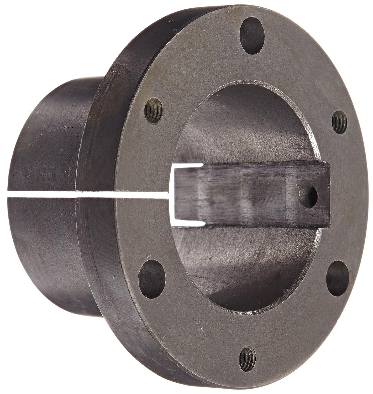 1.625 OD 1750 lbs//in Torque 0.625 Bore 1.25 Length Inch Standard Keyway Standard Design TB Woods Type QT QT58 Sure-Grip Bushing