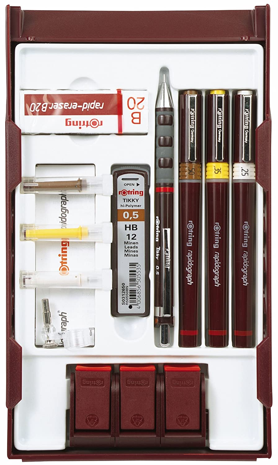 Rotring College Set: S0699530 Newell Rubbermaid