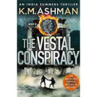 The Vestal Conspiracy (The India Summers Mysteries Book 1) (English Edition)