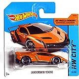 Hot Wheels - 2014 - Lamborghini Veneno, orange (037)