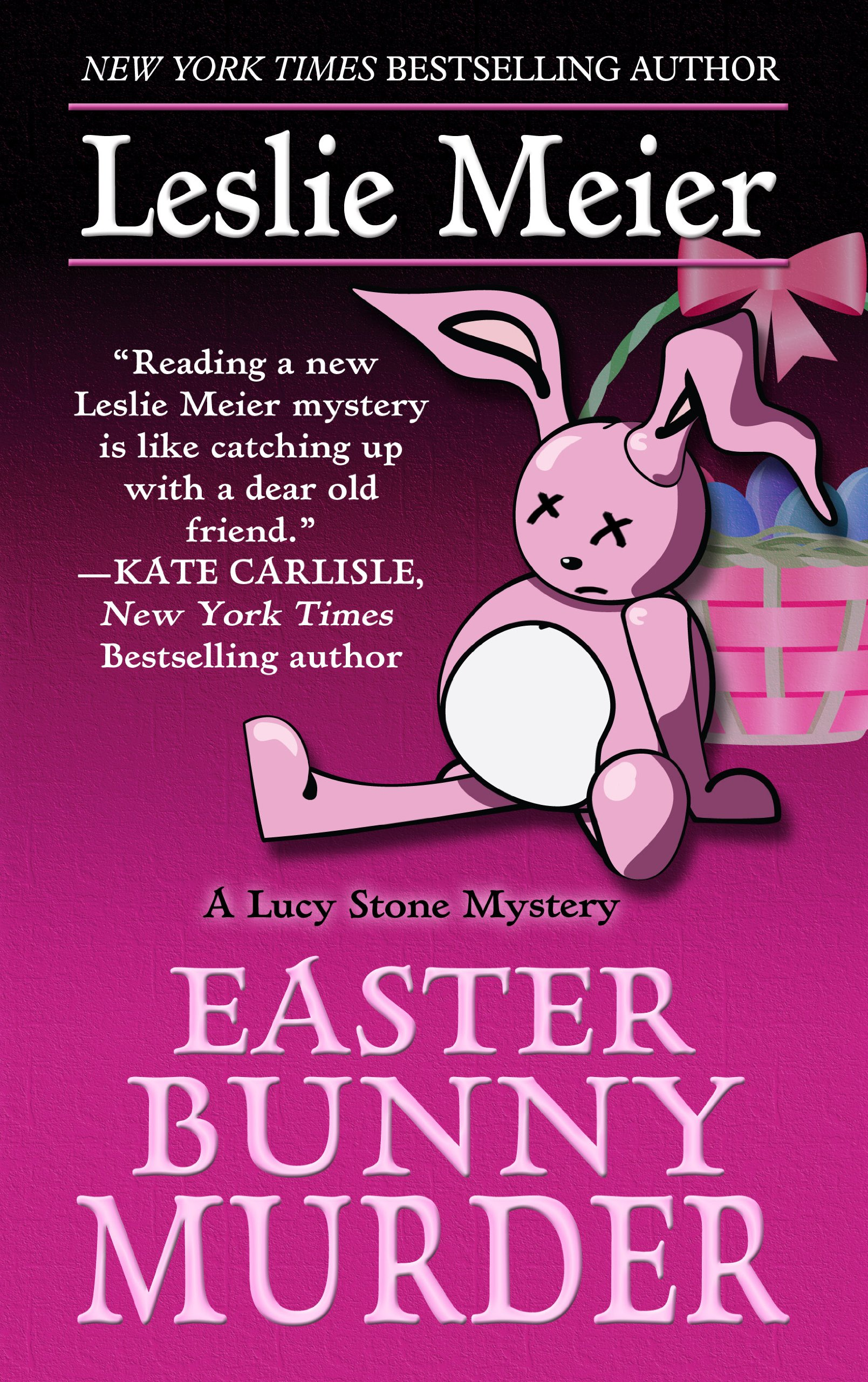 Download Easter Bunny Murder (Lucy Stone Mystery: Thorndike Press Large Print Mystery) pdf